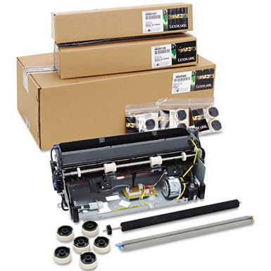 Genuine Lexmark 40X0100 110 Volt Maintenance Kit