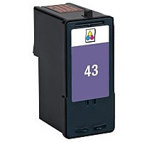 Compatible Lexmark #43XL Color Ink Cartridge