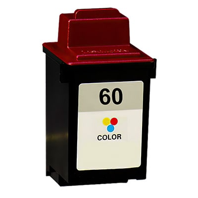 Compatible Lexmark #60 Color Ink Cartridge