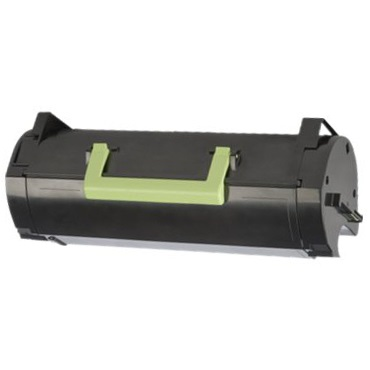 60F1X00 Toner Cartridge - Lexmark Compatible (Black)