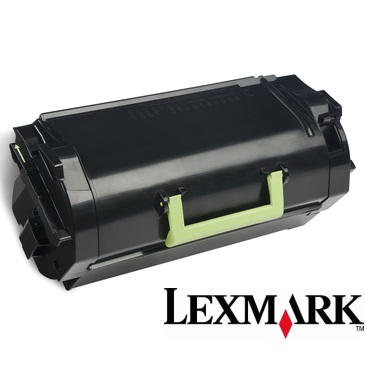 62D1X00 Toner Cartridge - Lexmark Genuine OEM (Black)