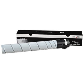 Genuine Lexmark 64G0H00 Black Toner Cartridge