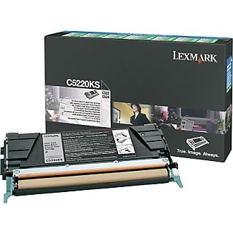 C5220KS Toner Cartridge - Lexmark Genuine OEM (Black)