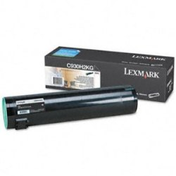 Genuine Lexmark C930H2KG Black Toner Cartridge