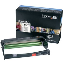 Genuine Lexmark X203H22G Photoconductor Kit