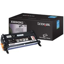 Genuine Lexmark X560H2KG Black Toner Cartridge