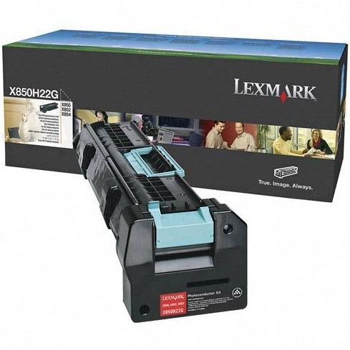 Genuine Lexmark X850H22G Photoconductor Kit