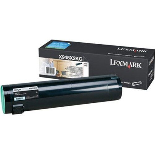 Genuine Lexmark X945X2KG Black Toner Cartridge