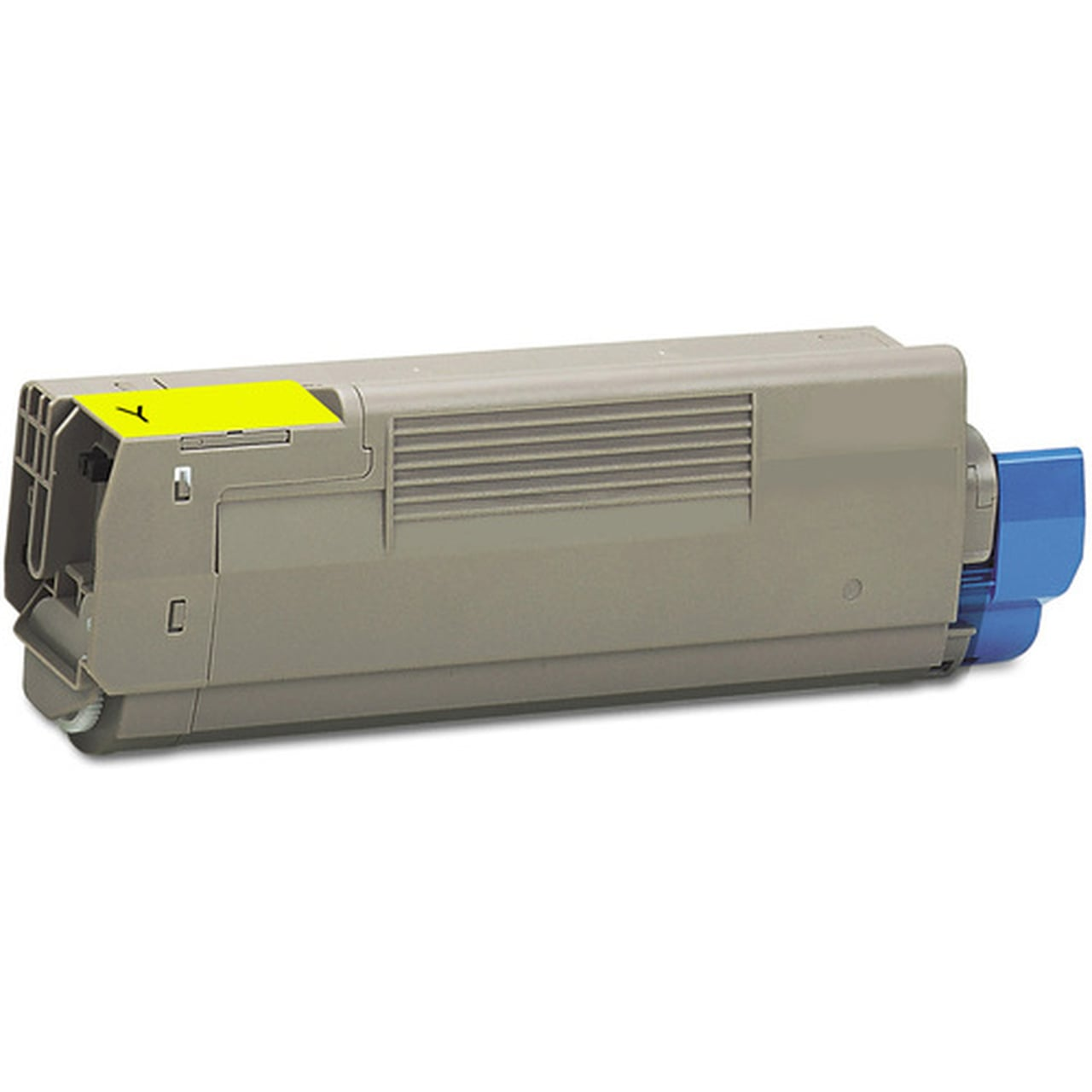 Compatible Okidata 43034801 Yellow Toner Cartridge