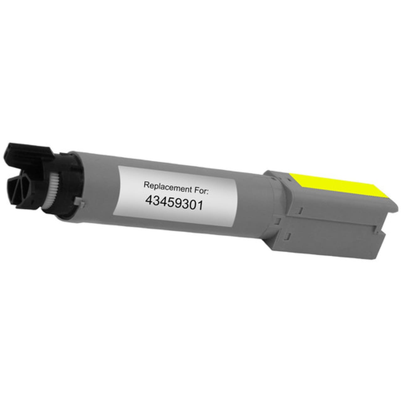 Compatible Okidata 43459301 Yellow Toner Cartridge