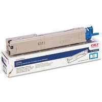 Genuine Okidata 43459403 Cyan Toner Cartridge