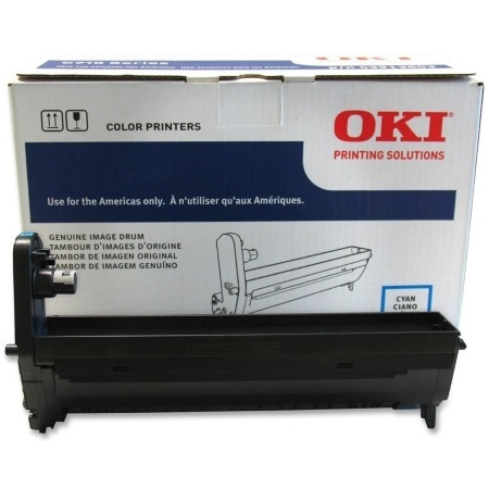 44064031 Drum Unit - Okidata Genuine OEM (Cyan)
