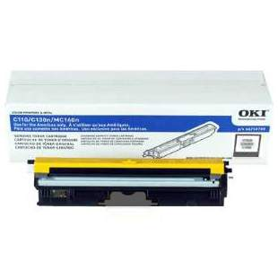 Genuine Okidata 44250716 Black Toner Cartridge