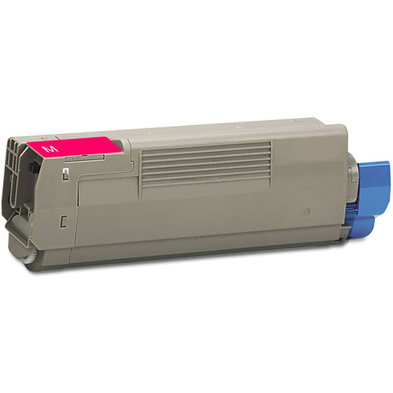 Compatible Okidata 44318602 Magenta Toner Cartridge
