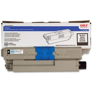 44469802 Toner Cartridge - Okidata Genuine OEM (Black)