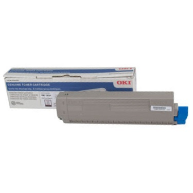 44844512 Toner Cartridge - Okidata Genuine OEM (Black)