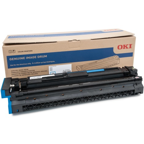 45103727 Drum Unit - Okidata Genuine OEM (Cyan)
