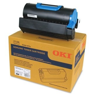 Genuine Okidata 45460508 Black Toner Cartridge