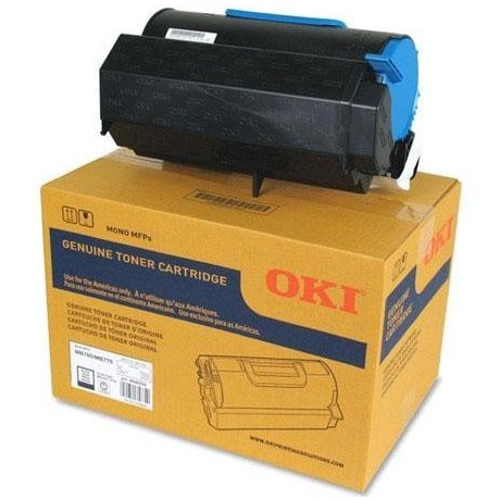 45460509 Toner Cartridge - Okidata Genuine OEM (Black)