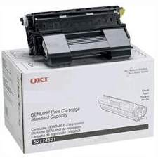 Genuine Okidata 52123603 Black Toner Cartridge