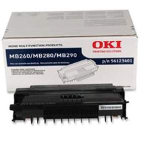 Genuine Okidata 56123401 Black Toner Cartridge