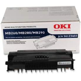 Genuine Okidata 56123402 Black Toner Cartridge