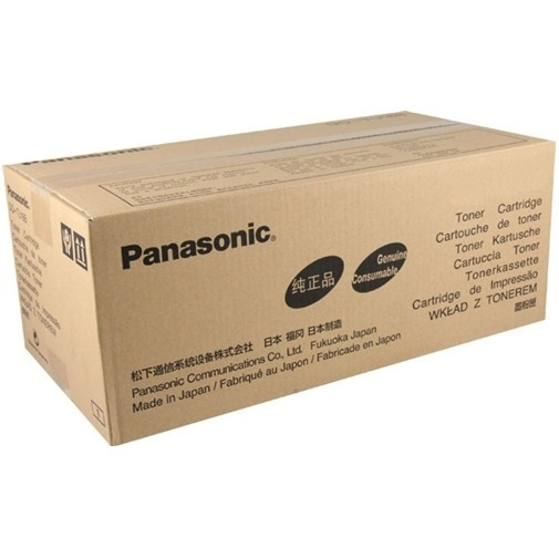 Genuine Panasonic DQ-TUQ60 Black Toner Cartridge
