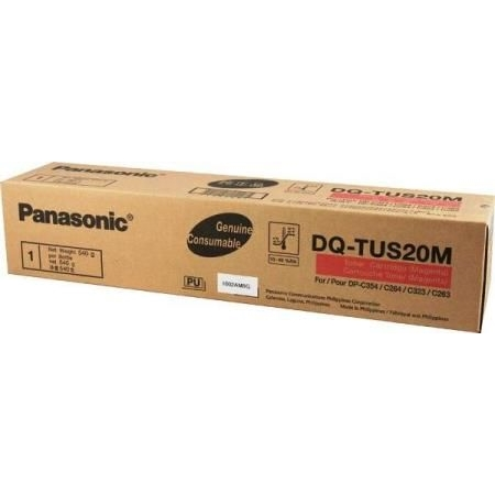 Genuine Panasonic DQ-TUS20M Magenta Toner Cartridge