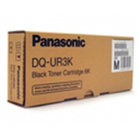 Genuine Panasonic DQ-UR3K Black Toner Cartridge