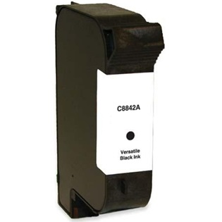 C8842A Ink Cartridge - Pitney Bowes Remanufactured (Versatile Black)
