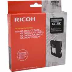 Ricoh 405532 Ink Cartridge - Ricoh Genuine OEM (Black)