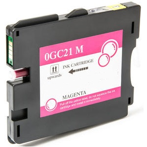 Compatible Ricoh 405534 Magenta Ink Cartridge
