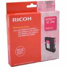 Genuine Ricoh 405534 Magenta Ink Cartridge