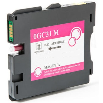 Compatible Ricoh 405690 Magenta Ink Cartridge