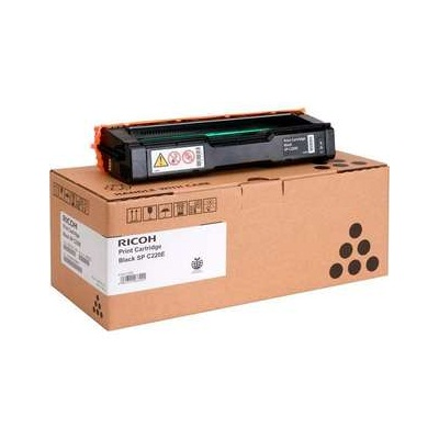 Genuine Ricoh 406046 Black Toner Cartridge