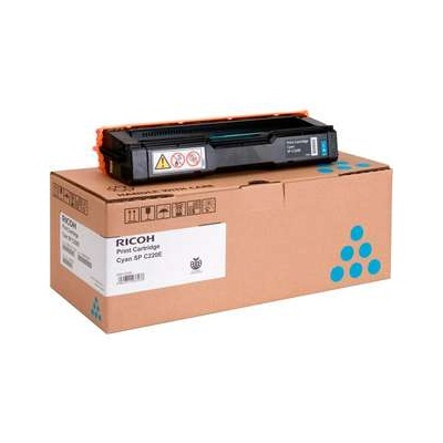Genuine Ricoh 406047 Cyan Toner Cartridge