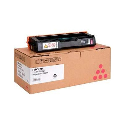 Genuine Ricoh 406048 Magenta Toner Cartridge