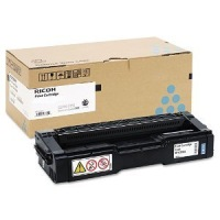 Genuine Ricoh 406476 Cyan Toner Cartridge