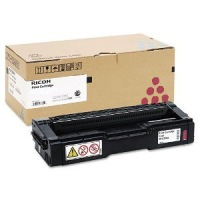 Genuine Ricoh 406477 Magenta Toner Cartridge