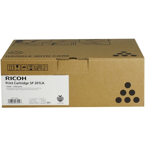 Ricoh 407259 Toner Cartridge - Ricoh Genuine OEM (Black)
