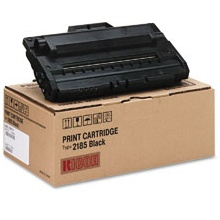 Genuine Ricoh 412660 Black Toner Cartridge