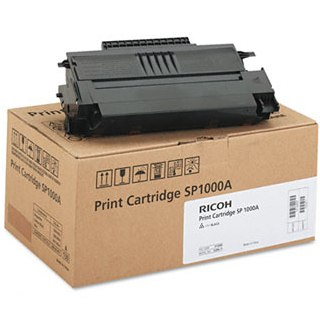 Genuine Ricoh 413460 Black Toner Cartridge