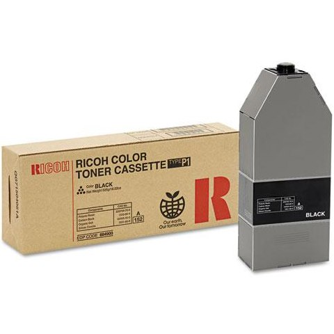 Genuine Ricoh 884900 Black Toner Cartridge