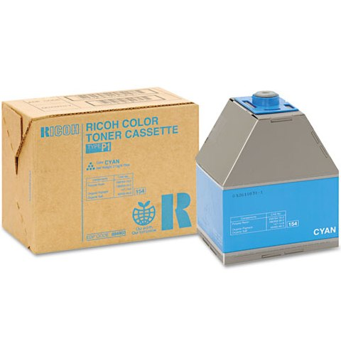 Genuine Ricoh 884903 Cyan Toner Cartridge