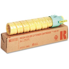 Genuine Ricoh 888309 Yellow Toner Cartridge