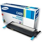 CLT-C409S Toner Cartridge - Samsung Genuine OEM (Cyan)