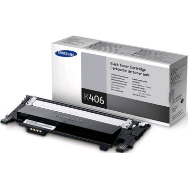 CLT-K406S Toner Cartridge - Samsung Genuine OEM (Black)