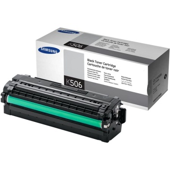 CLT-K506L Toner Cartridge - Samsung Genuine OEM (Black)