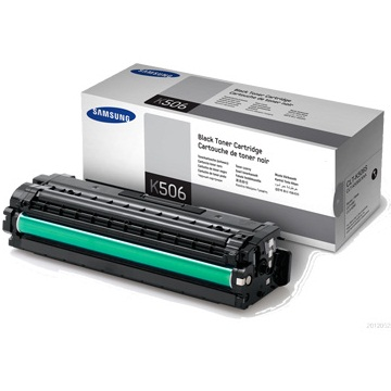 CLT-K506S Toner Cartridge - Samsung Genuine OEM (Black)