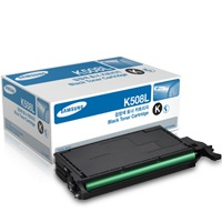 CLT-K508L Toner Cartridge - Samsung Genuine OEM (Black)